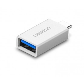 UGREEN, USB 3.1 Type-C SUPERSPEED M - USB 3.0 Type F adapter UG164, USB adapters, UG164, EtronixCenter.com