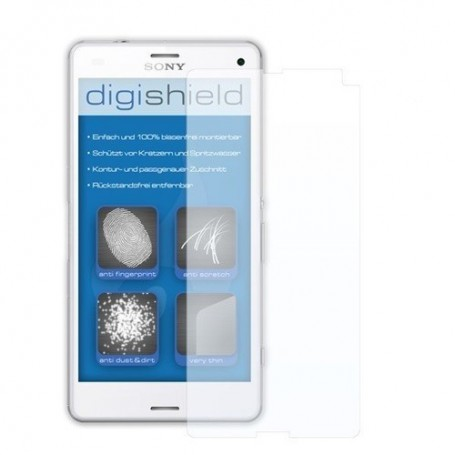 digishield, Tempered Glass for Sony Xperia Z3 Compact, Sony tempered glass, ON1566