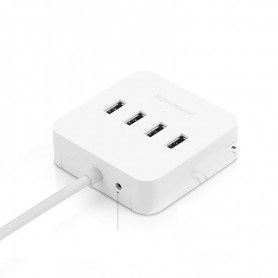 UGREEN - USB 3.0 HUB 4 Ports 5Gbps - Ports and hubs - UG195-CB