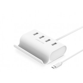 UGREEN - USB-C Type C 4 Ports High Speed HUB with 0.5 m Cable UG135 - Porturi si huburi - UG135 www.NedRo.ro