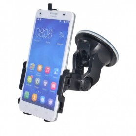Haicom, Haicom car Phone holder for Huawei Honor 3X G750 HI-358, Car window holder, ON4503-SET