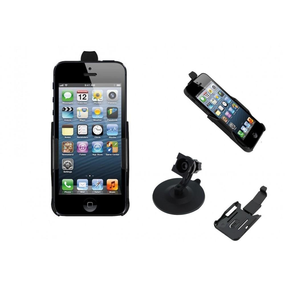 Haicom - Haicom suport telefon dashboard pentru Apple iPhone 5 / iPhone 5s / iPhone SE HI-228 - Suport telefon dashboard auto...