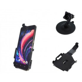 Haicom - Haicom dashboard phone holder for HTC Desire 10 Lifestyle HI-490 - Car dashboard phone holder - ON4530-SET-C www.Ned...