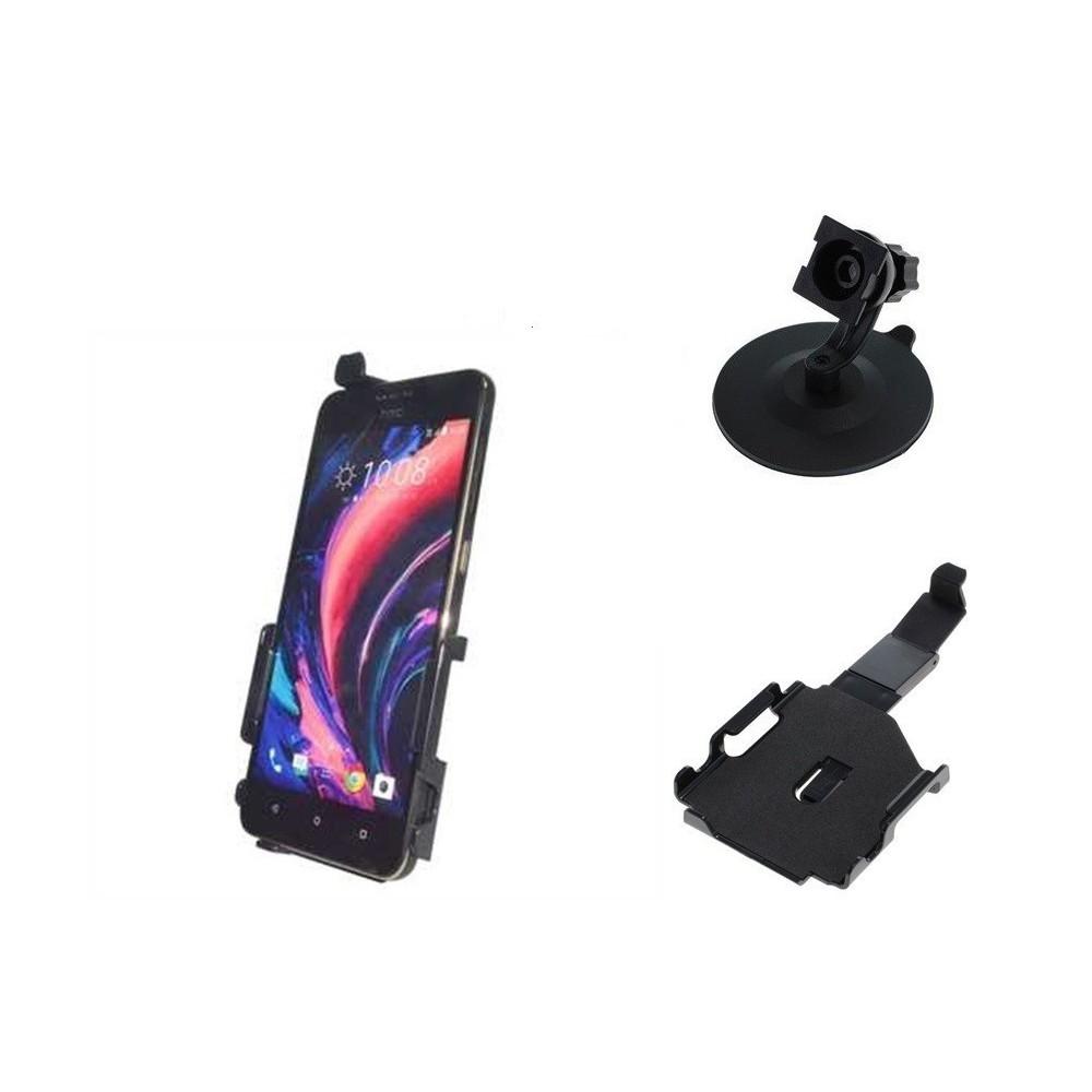 Haicom - Haicom suport telefon dashboard pentru HTC Desire 10 Lifestyle HI-490 - Suport telefon dashboard auto - ON4530-SET w...