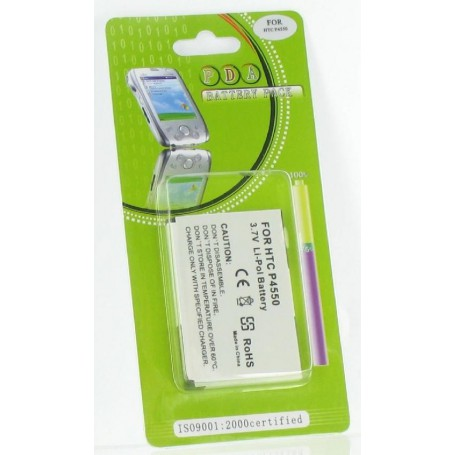 unbranded, Battery PDA Battery for HTC P4550 V199, PDA batteries, GX-V199