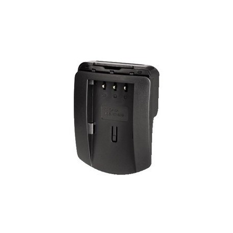 unbranded, Panasonic CR-P2 battery charger plate for universal charger, Panasonic photo-video chargers, YCL053