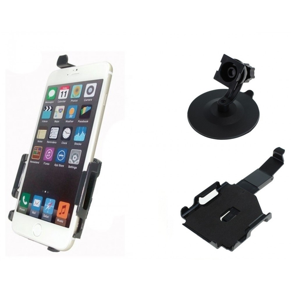 Haicom - Haicom Auto-Armaturenbrett für Apple iPhone 6 Plus / 6S Plus HI-360 - Auto-Armaturenbrett telephonhalters - ON4550-S...