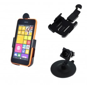Haicom, Haicom dashboard phone holder for Nokia Lumia 530 HI-386, Car dashboard phone holder, ON4584-SET, EtronixCenter.com