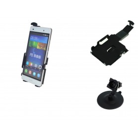 Haicom - Haicom dashboard phone holder for HUAWEI P8 LITE HI-444 - Car dashboard phone holder - ON4609-SET www.NedRo.us