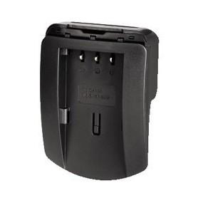 Laadplaatje voor universele acculader compatible met Kodak CRV-3