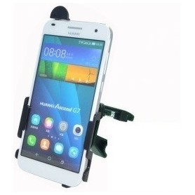Haicom - Auto Ventilator Haicom klem houder voor Huawei Ascend G7 HI-402 - Auto ventilator telefoonhouder - ON4537-SET www.Ne...