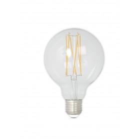 Calex - Vintage LED Lamp 240V 4W 350lm E27 GLB95 Helder 2300K Dimbaar - Vintage Antiek - CA075-1x www.NedRo.nl