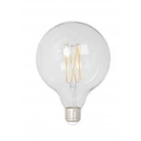 Calex, Vintage LED Lamp 240V 4W 350lm E27 GLB125 Helder 2300K Dimbaar, Vintage Antiek, CA077-CB, EtronixCenter.com