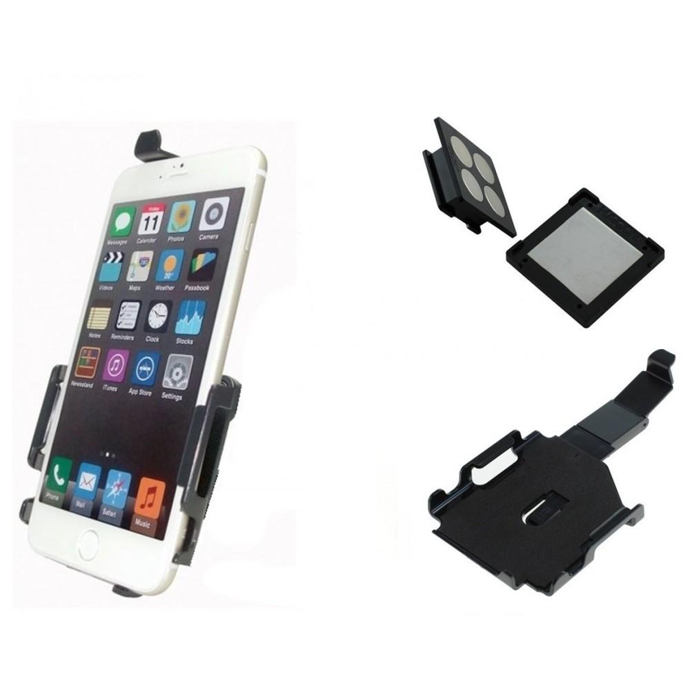 Haicom - Haicom magnetische houder voor Apple iPhone 6 Plus / 6S Plus HI-360 - Auto magnetisch telefoonhouder - ON4552-SET ww...