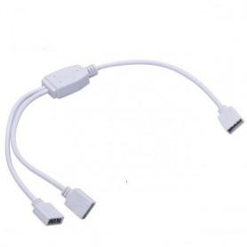 1 naar 2 RGB Splitter Connector kabel Female naar Female AL355