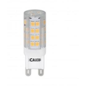 Calex - LED G9 240V 3,5W 300LM 2700K heldere lens Warmwit CA029 - G9 LED - CA029 www.NedRo.nl