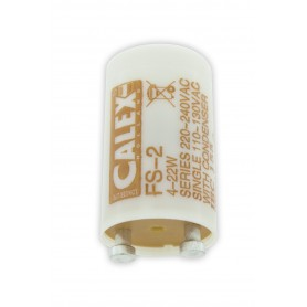 Calex, TL-Starter FS2 4-22W, serie/enkel - 2 Stuks, TL en Componenten, CA039-CB, EtronixCenter.com