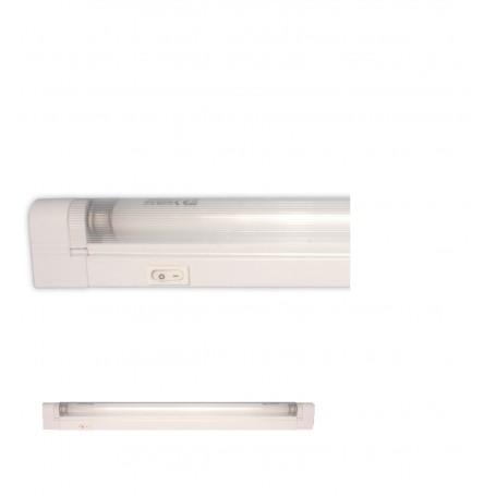 Calex - T5 Connectable FL fixture 61.4cm 240V FL-tube 14W 2700K CA062 - TL and Components - CA062