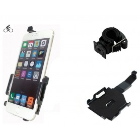 Haicom - Haicom bicycle phone holder for Apple iPhone 6 Plus / 6S Plus HI-360 - Bicycle phone holder - ON4551-SET www.NedRo.us