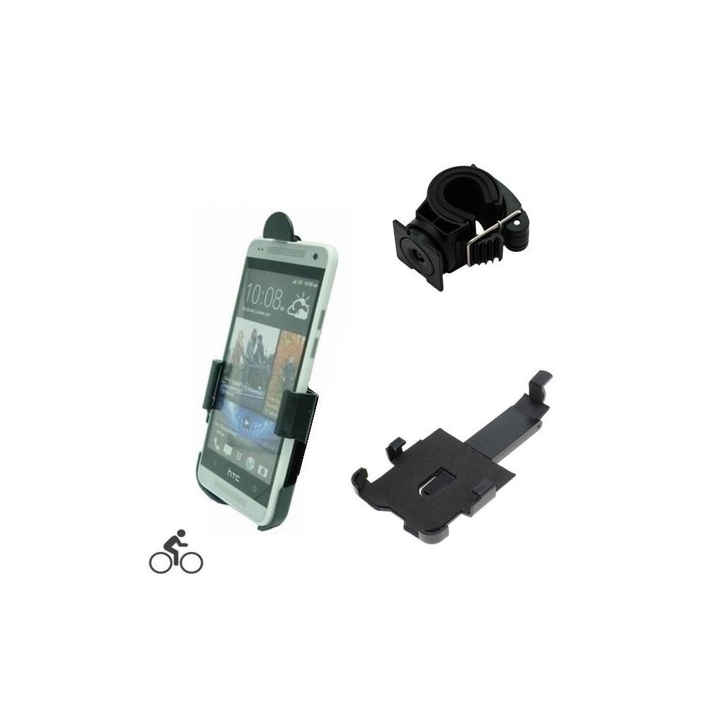 Haicom - Haicom Fietshouder voor HTC ONE Mini 2 HI-491 - Fiets telefoonhouder - ON4555-SET www.NedRo.nl