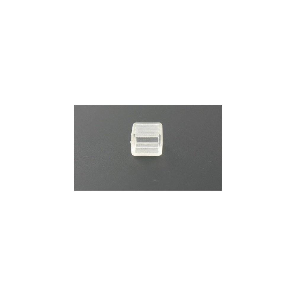 NedRo - 4 x Einddop High Voltage LED strips - LED connectors - LED05047-5 www.NedRo.nl