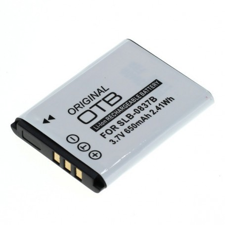 OTB, Battery for Samsung SLB-0837B Li-Ion 650mAh, Samsung photo-video batteries, ON1446