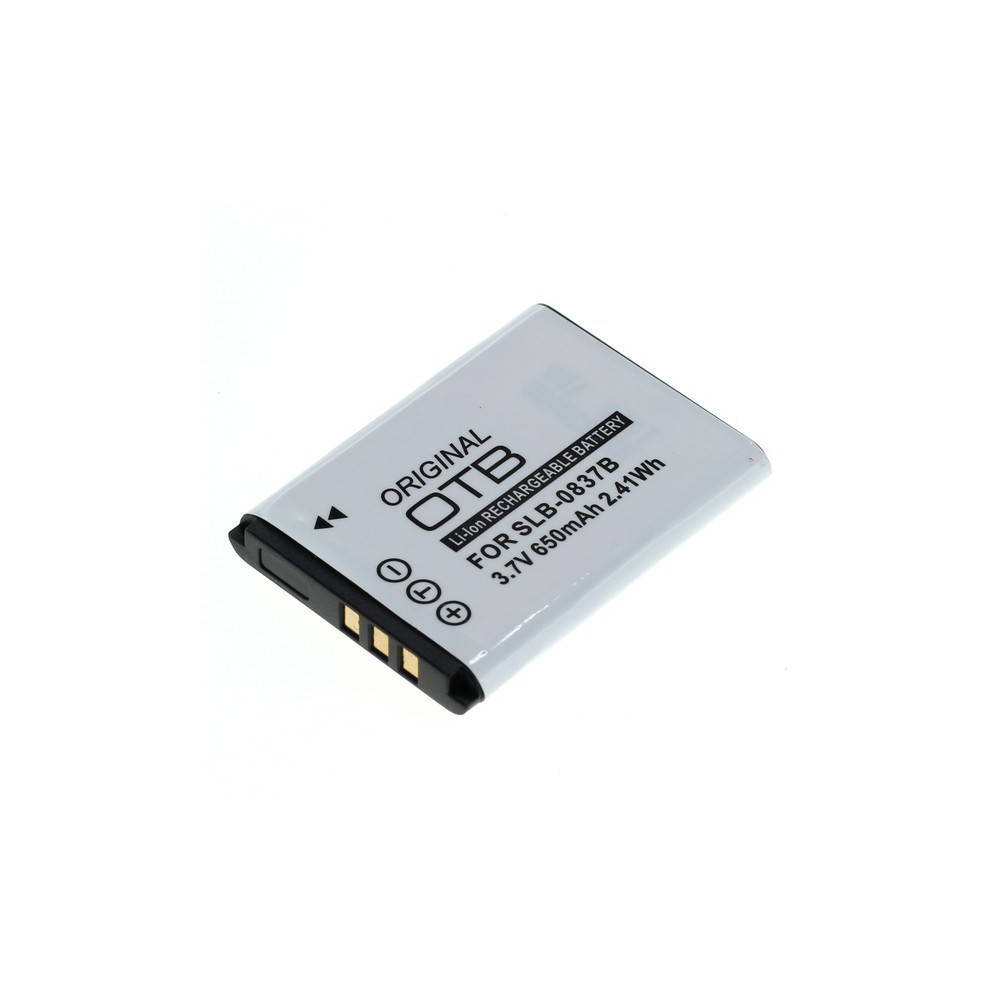OTB - Baterie pentru Samsung SLB-0837B Li-Ion 650mAh - Samsung baterii foto-video - ON1446 www.NedRo.ro