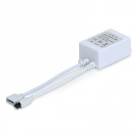 NedRo - RGB controler IR de la distanță 24 de butoane + cabină - LED Accessorii - LCR18 www.NedRo.ro