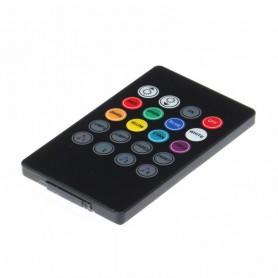 Oem - 20 Key IR Remote RGB Music LED Controller - LED Accessories - LCR09