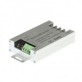 NedRo, 12V /24V 30A RGB LED Signal Amplifier Controller, LED Accessories, LCR66, EtronixCenter.com
