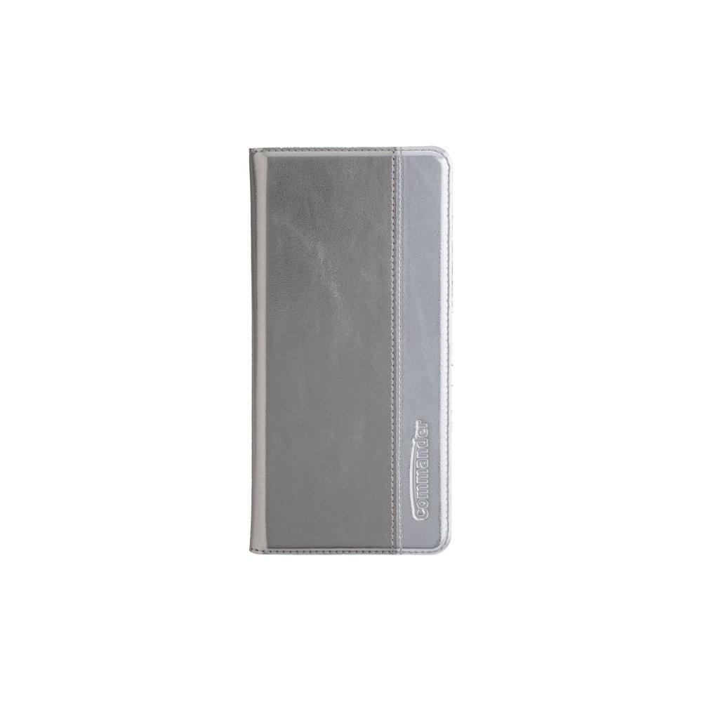 CARPE DIEM - COMMANDER Bookstyle GENTLE METALLIC DUO hoesje voor Galaxy Note 8 - Samsung telefoonhoesjes - ON4785-C www.NedRo.nl