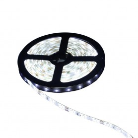 IP20 SMD3528 12V LED Strip 60LED Cold White