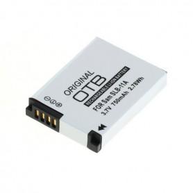 OTB - Accu voor Samsung SLB-11A 750mAh - Samsung FVB foto-video batterijen - ON2796 www.NedRo.nl