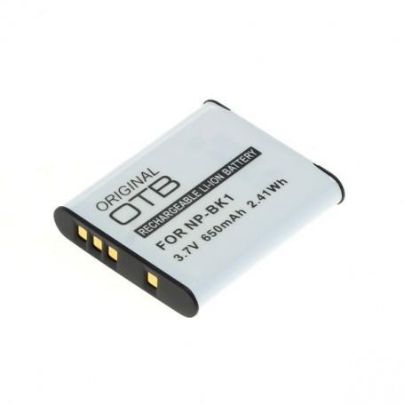 OTB - Battery for Sony NP-BK1 Li-Ion ON1584 - Sony photo-video batteries - ON1584 www.NedRo.us