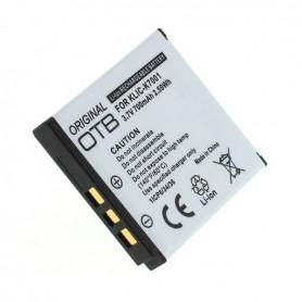 OTB - Batterij voor Kodak Klic-7001 Li-Ion ON1462 - Kodak foto-video batterijen - ON1462-C www.NedRo.nl