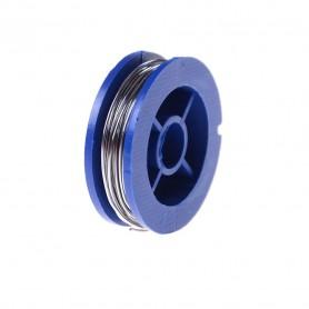 Unbranded - Sarma de lipire 0.7mm - Accesori lipire - AL011-CB www.NedRo.ro