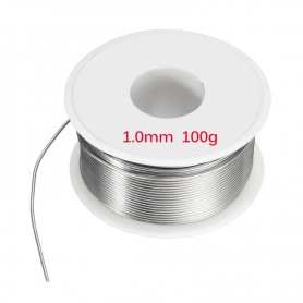 Unbranded, 100g Solder welding Tin Lead Line wire 1mm, Solder accessories, AL023