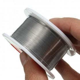 Unbranded - 100g Sarma de lipire cositor 1.2mm - Accesori lipire - AL027 www.NedRo.ro
