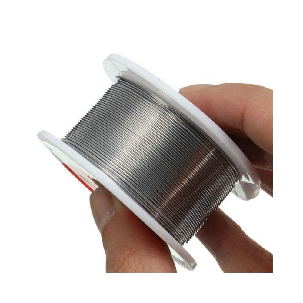 Unbranded - 100g Soldeertin 1.2mm - Soldeer accessoires - AL027 www.NedRo.nl