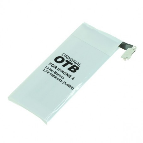 OTB - Accu voor Apple iPhone 4 Li-Polymer 1450mAh - iPhone telefoonaccu's - ON188 www.NedRo.nl