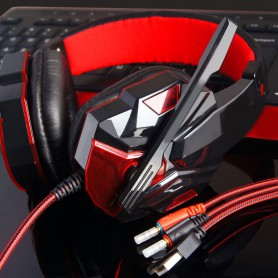 NedRo, Surround Stereo Gaming Headset with Mic and LED, Headsets and accessories, AL071-CB, EtronixCenter.com