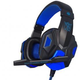 NedRo - Surround Stereo Gaming Headset met microfoon en LED - Koptelefoon en Accessoires - AL071-CB www.NedRo.nl