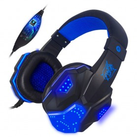 Oem - Surround Stereo Gaming Headset with Mic and LED - Headsets and accessories - AL071-CB