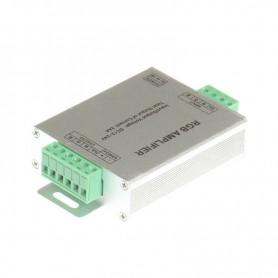 NedRo - 12V-24V 24A RGB LED signaalversterker Controller - LED Accessoires - LCR70 www.NedRo.nl