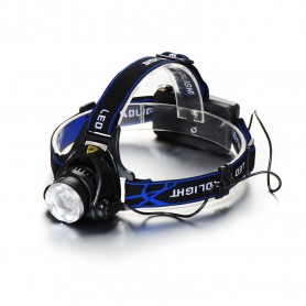 NedRo, Lanterna 1200Lm CREE XM-L T6 LED, Lanterne, HLP03, EtronixCenter.com