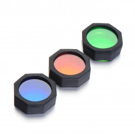CREE LED - 300-700Lm CREE XPE Wit Rood Blauw Groen LED hoofdlamp - Zaklampen - HLP02 www.NedRo.nl