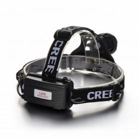 CREE LED - 1200Lm Galaxy CREE XM-L T6 LED Bike Headlight - Flashlights - HLP05 www.NedRo.us