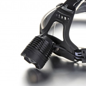 NedRo - 1200Lm Galaxy CREE XM-L T6 LED Bike Headlight - Flashlights - HLP05 www.NedRo.us