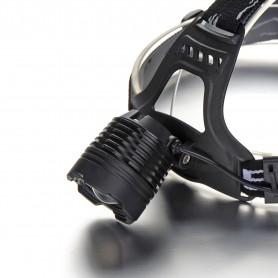 unbranded, 1200Lm Galaxy CREE XM-L T6 LED Bike Headlight, Flashlights, HLP05