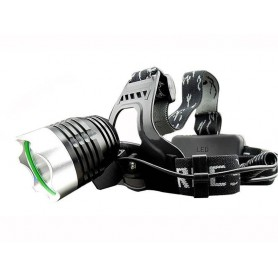 NedRo, 1200Lm Pluto CREE XM-L T6 LED Bike Headlight, Flashlights, HLP04, EtronixCenter.com